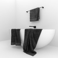 Country Road Towels + Meir Tapware