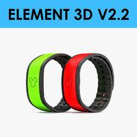 2 - e3d 3 model