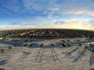 panorama - 3D model