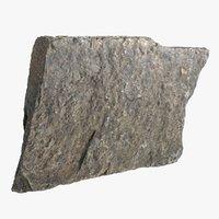 Scanned Cliff Rock 50