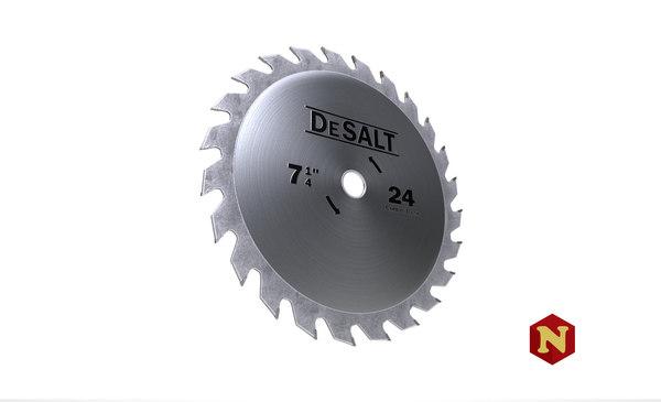 saw disc blade model