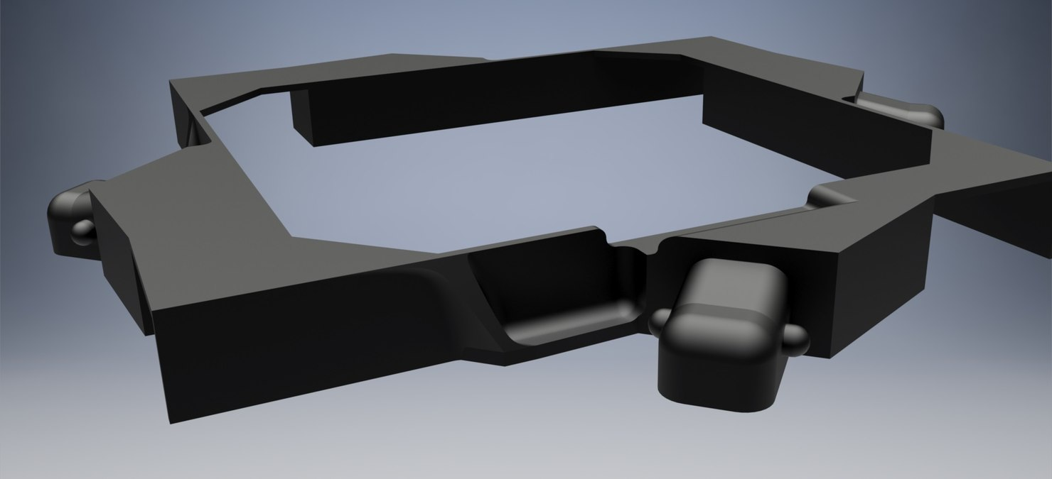 3D model games looping louie adapter