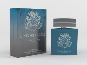 english laundry oxford bleu 3D