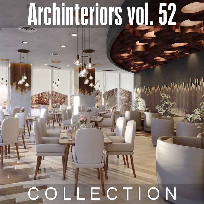 3D archinteriors vol 52 interiors