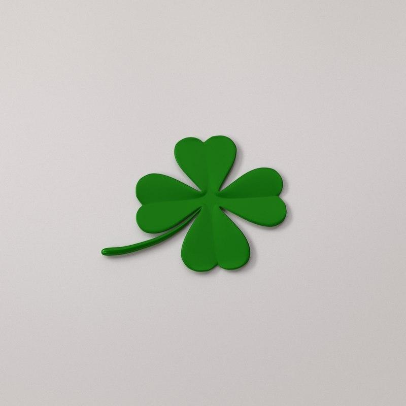 3D clover leaf