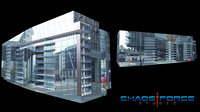 3D Miami Beach Residential Building 03