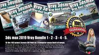3ds max 2019 Vray Bundle 1 - 2 - 3 - 4 - 5