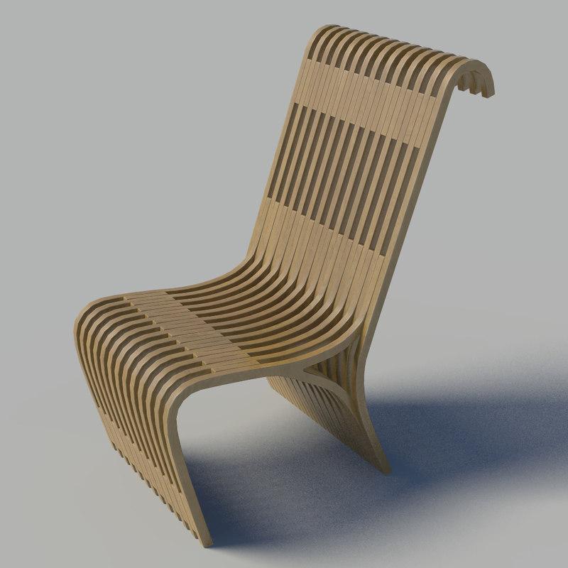chair03 model