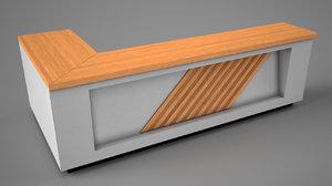 desk subdivision model