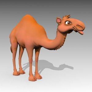 camel toon model