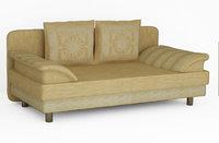3D fabric sofa model