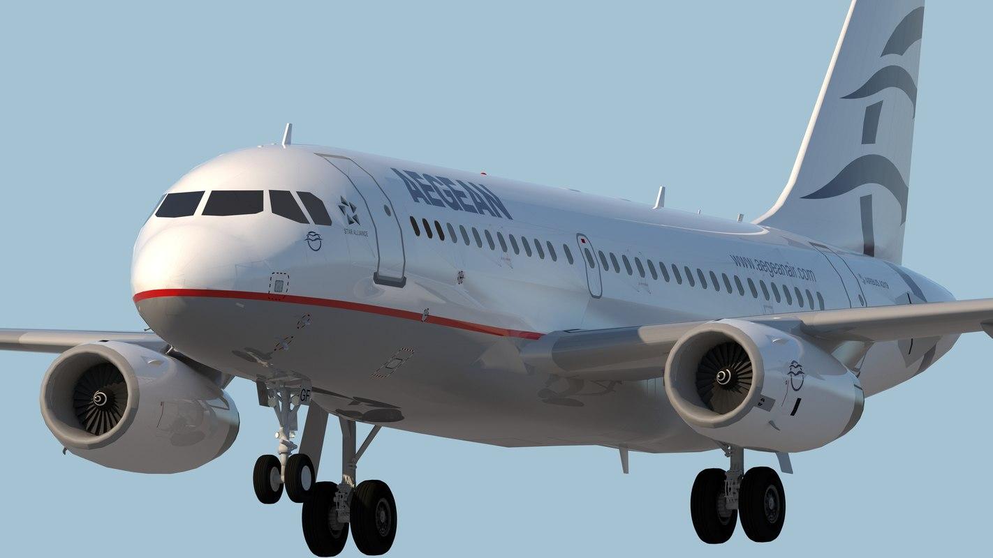 3D aegean airlines