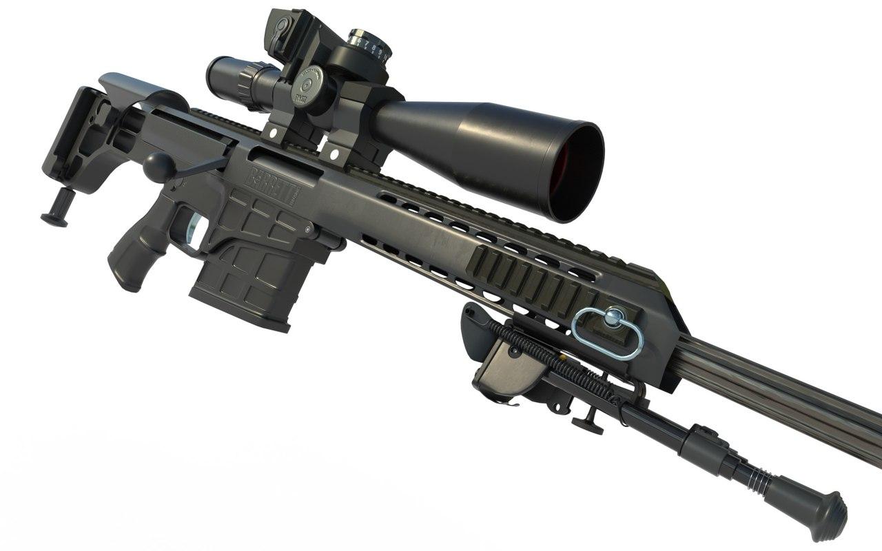 barrett 98b scope model