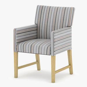 3D vrayforc4d chair