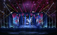 3DS Max 2014 Stage Concert 15
