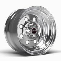 3D weld draglite racing wheel