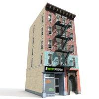 Nyc Building 01