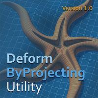 DeformByProjecting Utility