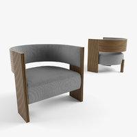 Mcguire Kanan Lounge Chair