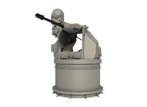 3D naval weapon
