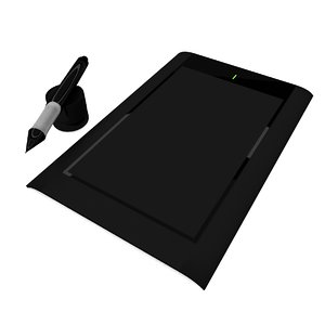 3D graphic tablet