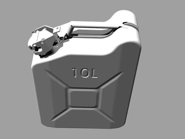 jerrycan 5 gost 5105 model
