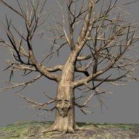 tree spirit model