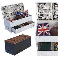 3D chest drawers-chest abigdeil