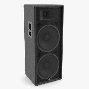 jbl jrx225 reinforcement loudspeaker model