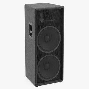 3D reinforcement loudspeaker