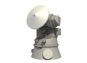 control radar model