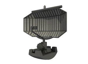 3D air radar