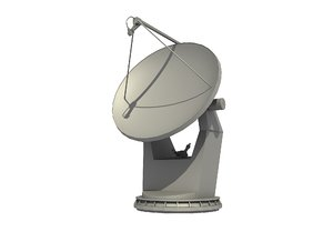 control radar 3D