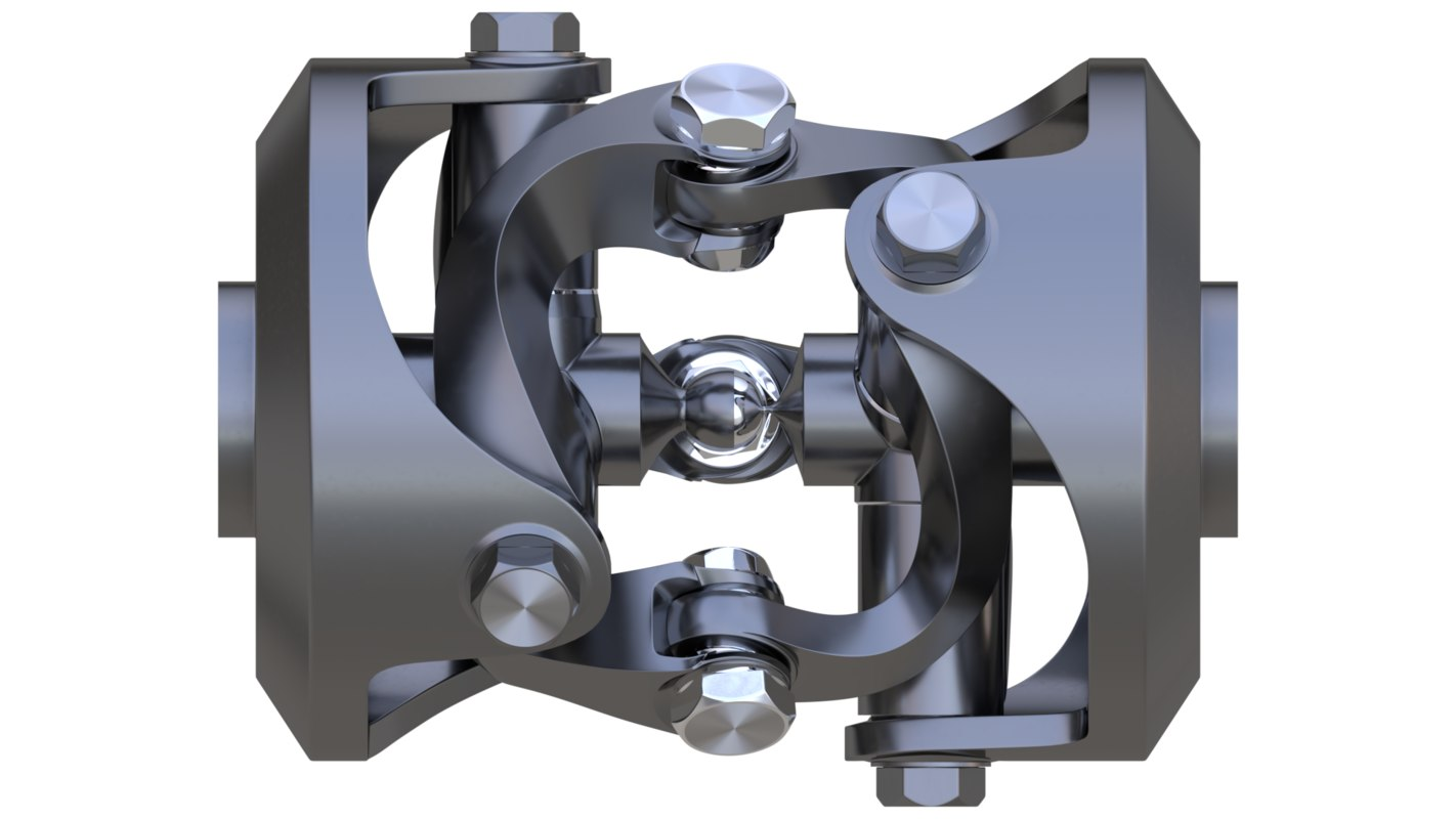 3d coupling harris joint cv model