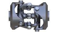 3D coupling harris joint cv model