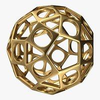 3D ball design