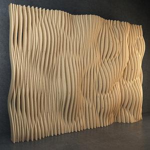 parametric wall 3D