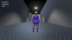loli 3D