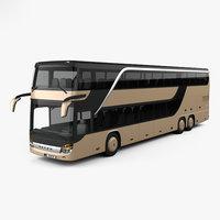 setra s 431 3D model