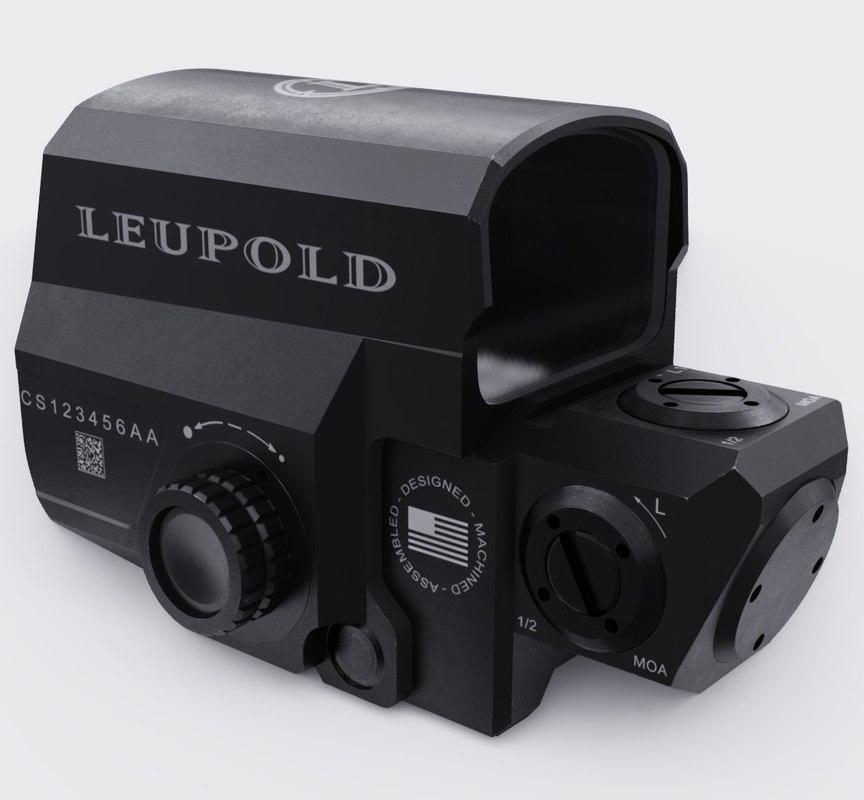 3D model sight