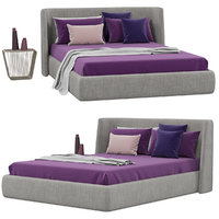 bonaldo basket bed 3D