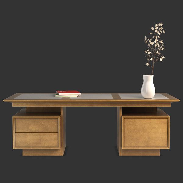 morelato president table 3D