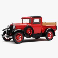 3D pickup 1931