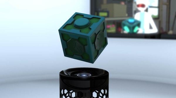 3D meeseeks box model