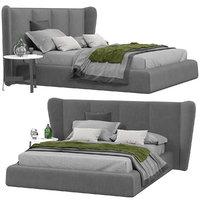 ditre italia opus bed 3D