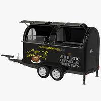 Black Food Truck v2