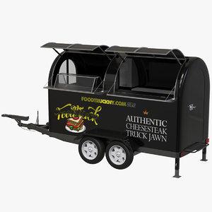 food truck v2 model