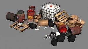 waste 3D