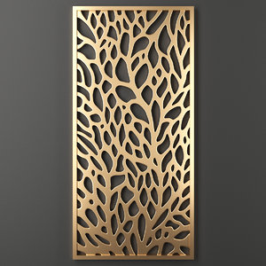 decorative panel model