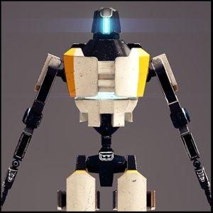 elite assault droid model